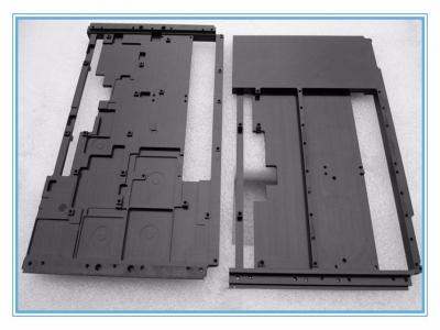 CNC精铣散热器