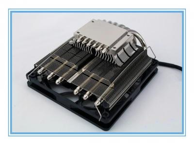 鳍片焊接散热器